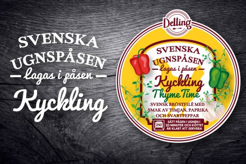 Kyckling Thyme Time